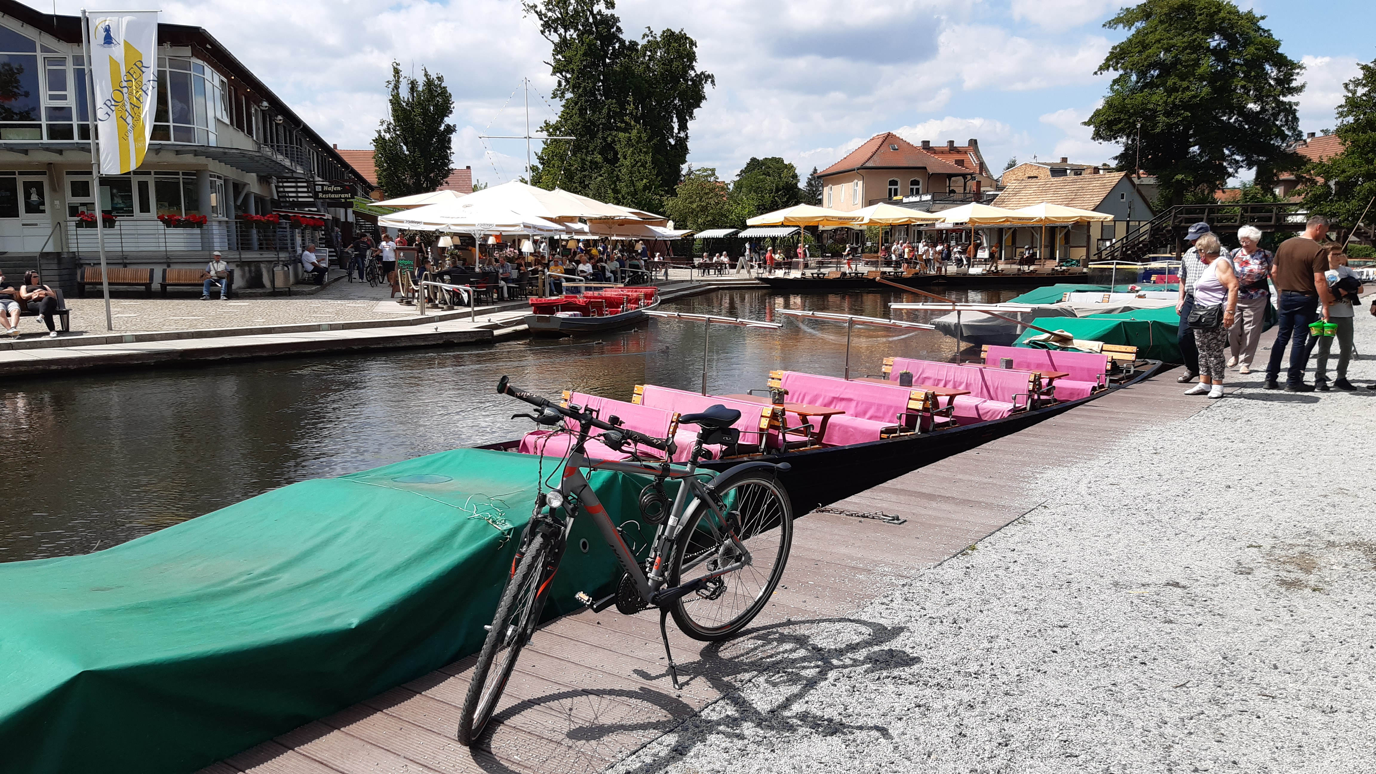 "5 Tage Radtour ""Spreewald & Fürst-Pückler-Land"""